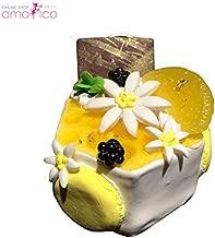 ちょこちょこ*庵☆メモスタンド お花のケーキ(フォトスタンド)