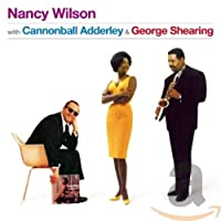 With Cannonball Addarley&george Shearing
