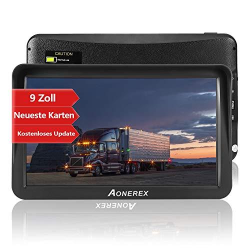 Aonerex -  Navigation für Lkw,