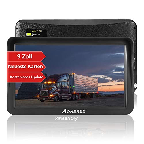 Aonerex Navigation für LKW