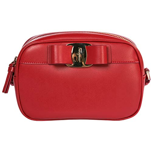 Salvatore Ferragamo bolsos con bandolera mujer rosso