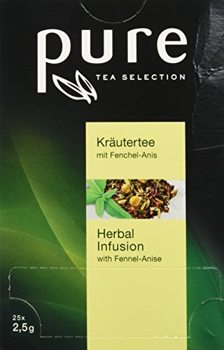 PURE Tea Kräutertee, 1er Pack (1 x 63 g)