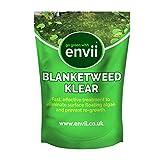Envii Blanketweed Klear – Tratamiento para algas filamentosas Elimina algas flotantes en 24 horas - 1kg