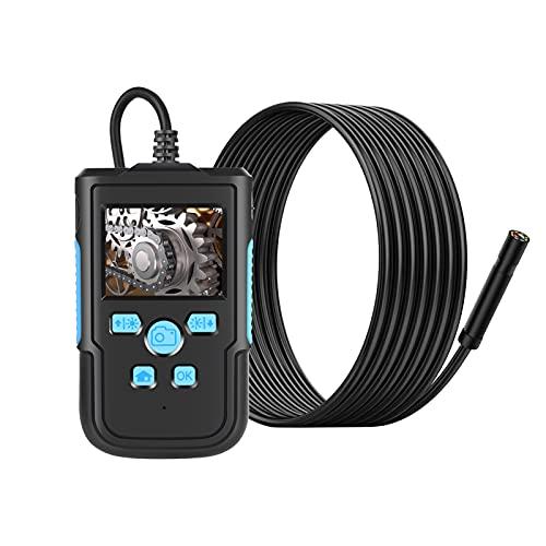 P60B Endoscopio industrial 2.4 pulgadas 1080P HD Inspección digital Cámara de serpiente...