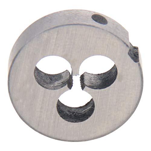 Utoolmart M2 X 0.4 Metric Round Die, Machine Thread Left Hand Threading Die, Alloy Steel