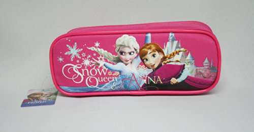Disney Frozen Pencil Case - Hot Pink