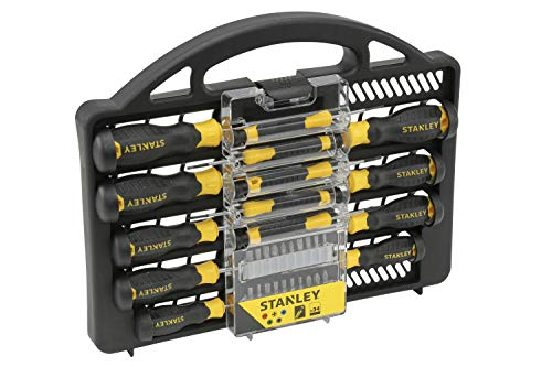 Stanley - STANLEY Screwdriver Set 34 pcs - STHT0-62141