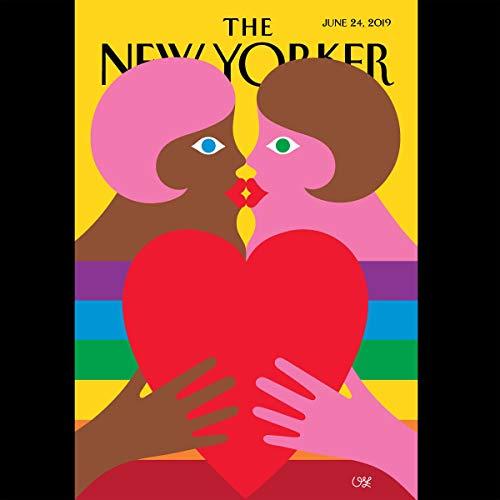 The New Yorker, June 24th 2019 (Sheelah Kolhatkar, Sam Knight, Amy Davidson Sorkin) cover art