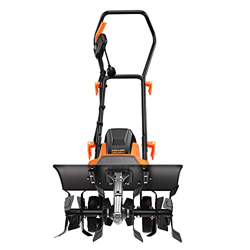 TACKLIFE Advanced 18-Inch Electric Tiller Only $67.99 (Retail $107.99)