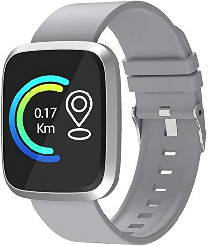 JIAJBG Fitness Tracker Smart Fitness Tracker/Smart Pulsera, Smart Activity Tracker, St8 Color Screen Fitness Sports Pulsera Inteligente, Pulsera para Niños Mujeres Hombres Sport F