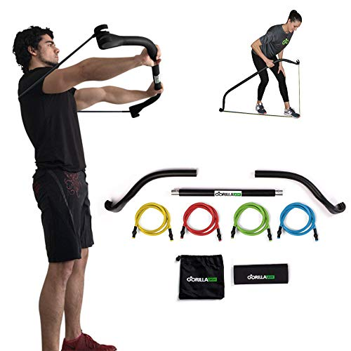 Gorilla Bow Portable Gym