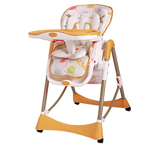 Buy Bargain KOIUJ Fold High Chair, Sets Up in Seconds, High Chair Folding, 3 in 1 Convertible Highch...