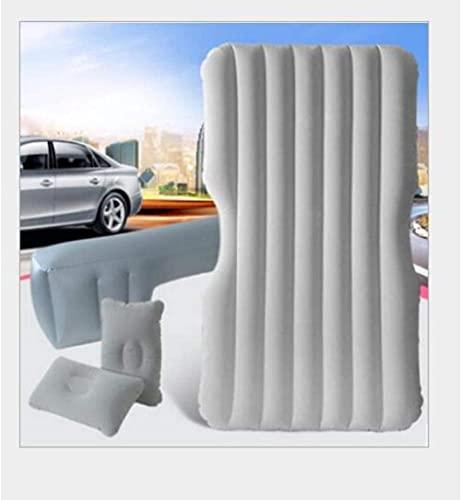 angelHJQ Cama de viaje de coche, colchón inflable de viaje universal para coche, cama inflable, colchón de aire