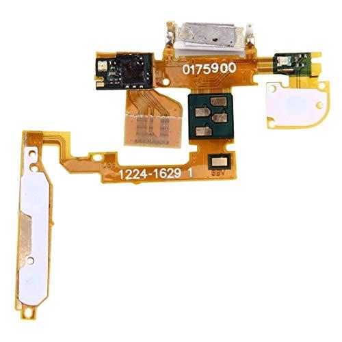 for Sony Smartphone Ersatzteile Power Button Flex-Kabel und Ohrlautsprecher für Sony Ericsson Xperia X10 / X10i / X10a
