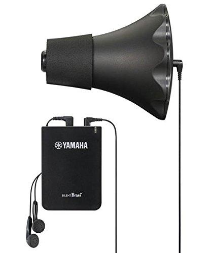 Yamaha SILENT Brass Flugelhorn Mute, Complete System (SB6X-2)