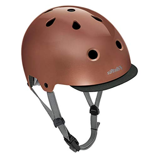 Electra Bike und Skate Helm \'Rose Gold\' Solid Color Helmet, Kopfumfang:55-58 cm