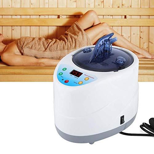 Begasungsmaschine Sauna Maschine, 4L Intelligente Begasungsmaschine Fernbedienung Home Sauna Zelt Dampfer Spa Dampferzeuger