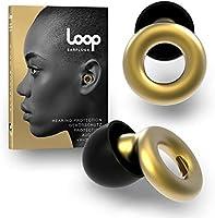 Loop Tapón para los Oídos con Reducción de Ruido - Quita Sonido 20 dB - Accesorios Protección Auditiva, Natación,...
