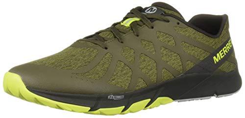 Merrell Men#039s Bare Access Flex 2 Sneaker Dusty Olive 130 M US