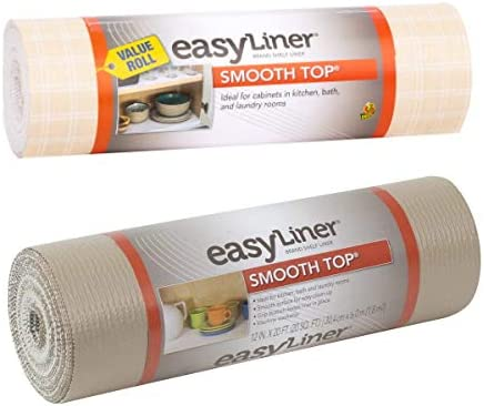 Duck Smooth Top EasyLiner Non-Adhesive Shelf セール特価 20 f in Liner x 店 12