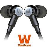Westone Second Generation Adventure Series Beta - High Performance in-Ear Weather Resistant Sport Headphones w/Inline Mic & Volume Controls iOS Compatible iPod, iPhone, iPad