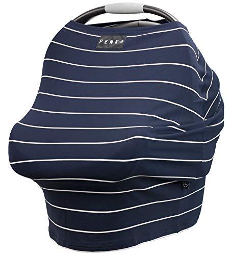 Capa Multifuncional Para Bebê Conforto, Carrinho E Amamentação - New Popeye, Penka