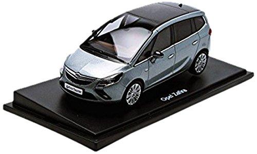Opel Zafira Tourer C, metallic-grau, 2012, Modellauto, Fertigmodell, I-Motorart 1:43