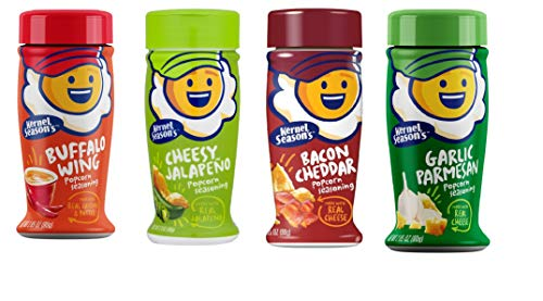 Purchase Kernel Season's Spicy Seasoning Variety Pack, 2.85 Ounce Shakers (4)