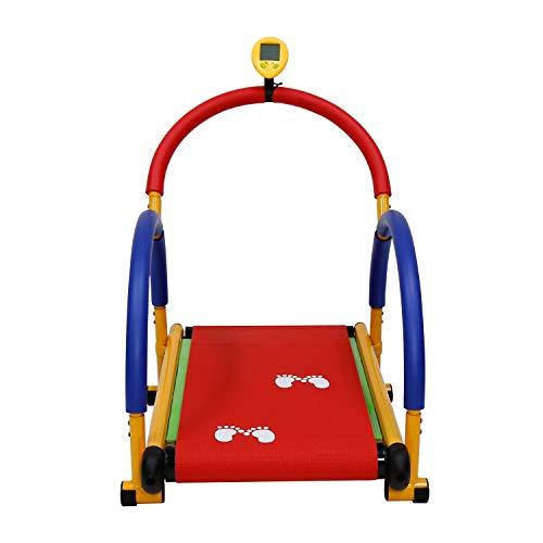 Kinbor Fitness Exercise Equipment for Kids Children Running Machine Treadmill,Birthday Gifts