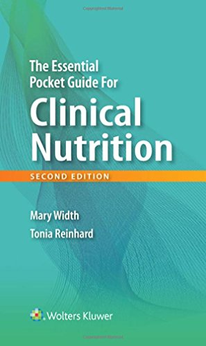 The Essential Pocket Guide for Clinical Nutrition