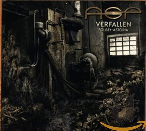 ASP: Verfallen Folge 1: Astoria (Audio CD)