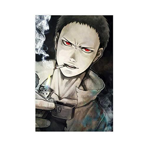 Anime-Poster One Punch Man Zombieman 2, Leinwandposter, Schlafzimmer, Dekoration, Sport, Landschaft, Büro, Raumdekoration, Geschenk, 30 x 45 cm, ohne Rahmen
