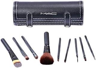 Mac makeup brushes 9 pieces