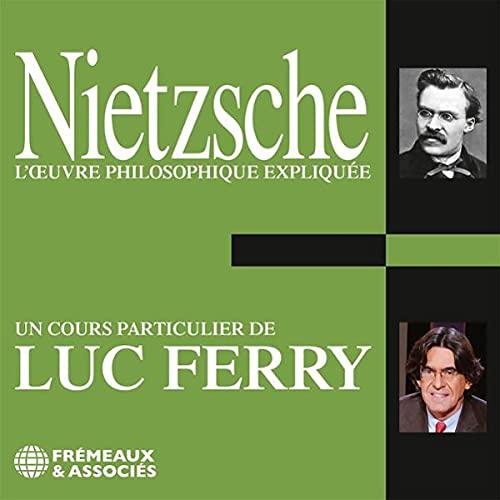 Couverture de Nietzsche