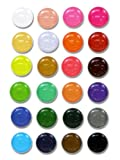 Glitter Home Button Stickers for iPhone 24 Pieces for iPhone 5 4/4s 3GS 3G, iPad 2, iPad Mini, iPod Touch