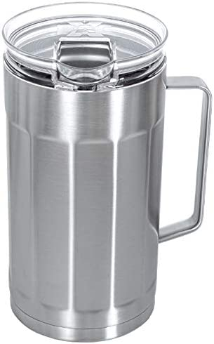 XPAC 84 Ounce Sweat Free Beverage Water Pitcher Stainless Steel Vacuum Insulated product image