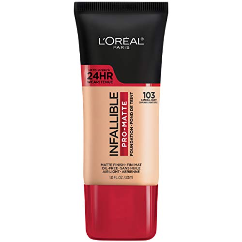 L'Oréal Infallible Pro-Matte 24 Hour Foundation
