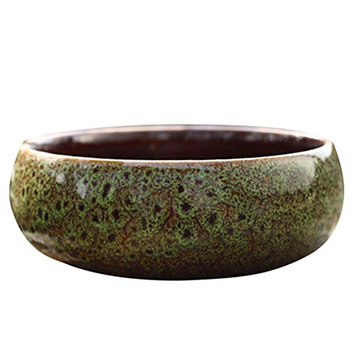 Faturt Personalidad Creativa Bonsai en Maceta Micro Paisaje crisol de la cerámica de la Planta en...
