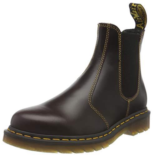 Dr. Martens Unisex DM26251601_41 Chelsea Boots, Burgundy, EU
