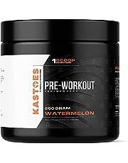 Kastoes Performance Pre-Workout – 250 mg Caffeïne - 3 g BCAA - 0 g suikers - Watermeloen