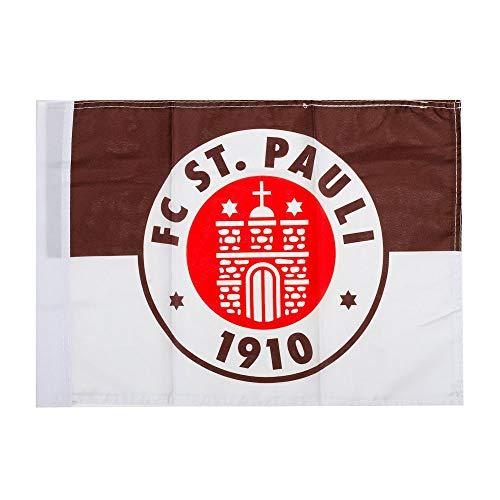 St.Pauli Fahne Logo klein FC2603
