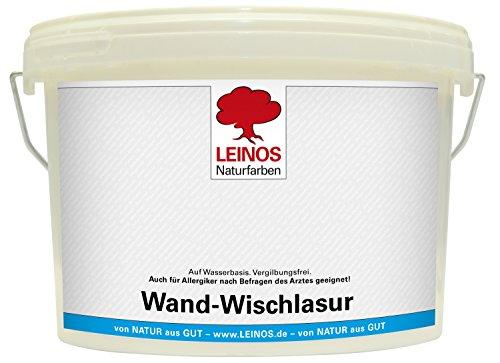 Wand-Wischlasur auf Wasserbasis 2,50 l