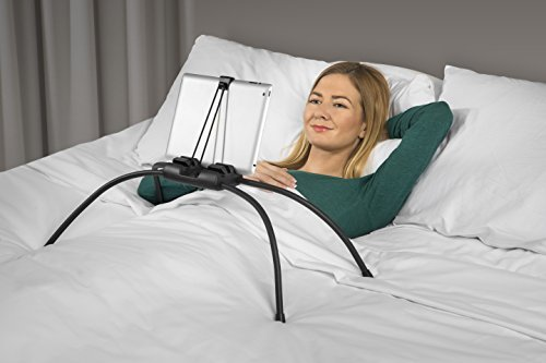 Tablift Tablet Stand for The Bed, Sofa or Any Uneven Surface