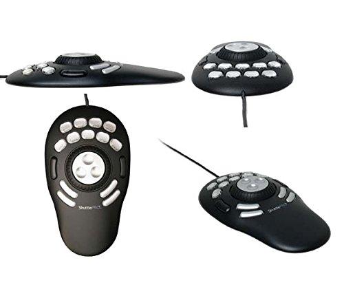 Contour Design ShuttlePRO 2 Multimedia Controller schwarz