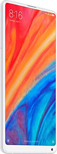 Xiaomi Mi Mix 2S Smartphone mit 6 GB RAM & 64 GB Speicher, 5,99 Zoll Android 8.0, UK-Version, SIM-frei, Weiß