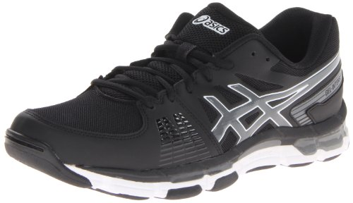 ASICS Men's Gel-Intensity 3, Black/Smoke/White, 8.5 M US