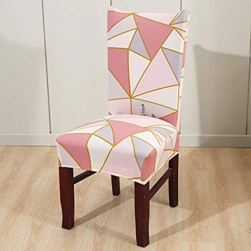 Stoel Meubilair Protector Covers, Universele grootte bloemen print stoel cover, banket stoel cover,Stretch Jacquard Stoel Protector Elastic Spandex