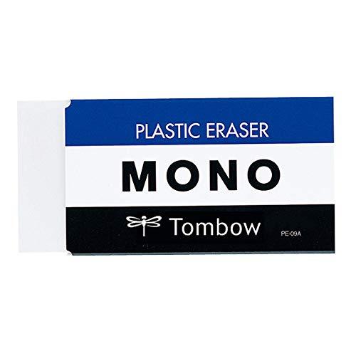 トンボ鉛筆 消しゴム MONO モノ消しゴム PE-09A