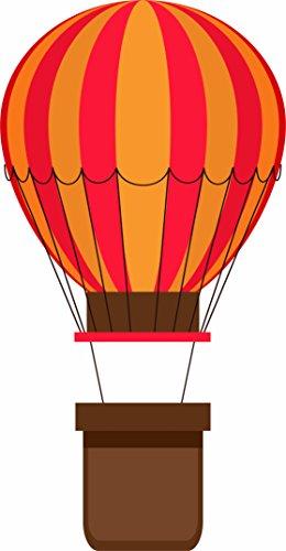 Photocall Globo aerostatico | Medidas 0,79 m x 1,52 m | Ventanas Troqueladas | Photocall Divertido | Bodas comuniones
