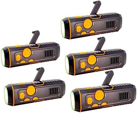 Top 10 Best crank powered flashlight Reviews
